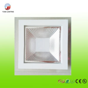12W LED Glass Panel Light with CE RoHS