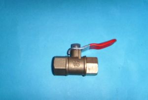 1/2inch -2inch Gas Valve Brass Ball Valve pictures & photos