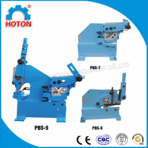 Manual Bar and Section Shearing Machine (PBS-7 PBS-8 PBS-9) pictures & photos