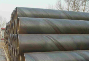 Welded Steel Pipe From Alice pictures & photos