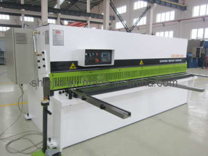 CNC Hydraulic Swing Beam Shears pictures & photos