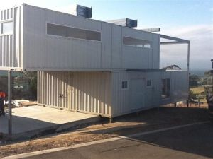 B. V. & CE Certificated Living Container House pictures & photos