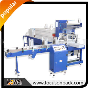 Automatic Shrink Sleeve Wrapping Machine (SSW-6040) pictures & photos