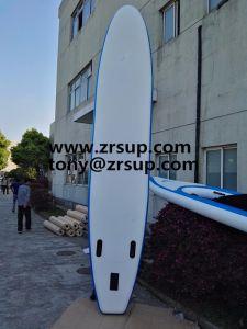 Tourism Portable Good Quality Design Fashion Cheap Hot Sales PVC Cover Sup Deck Pad pictures & photos