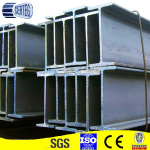 Q345b Hot Rolled Structural Steel H Beam Shapes pictures & photos