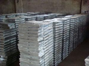 Primary Zinc Ingot 98.7%-99.995%