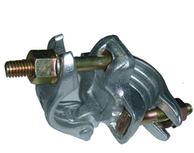 German Type Drop Forged Scaffolding Double Coupler