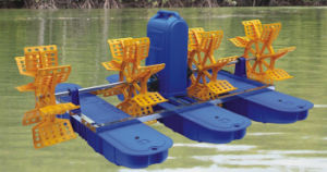 High Quality 4 Impeller Paddle Wheel Shrimp Aerator (sc-1.5) pictures & photos