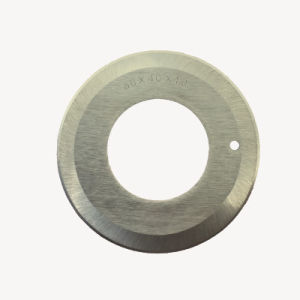 80*40*1.0 Round Slitting Machine Blade for Sewing Machine pictures & photos