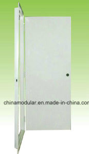 Prehung Steel Door for Portable Buildings (CHAM-RD02) pictures & photos