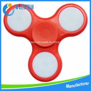 2017 New Toy LED Fidget Hand Spinner with Different Designs pictures & photos