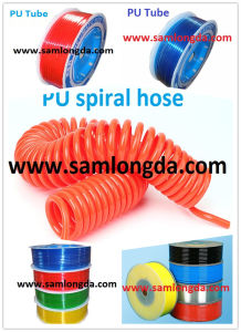 Polyurethane PU Tube with High Quality (PU0805) pictures & photos