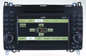 Car GPS for Benz a/B Class Auto DVD GPS (2005 Onwards) with DVB-T MPEG4 or ISDB-T or ATSC-Mh (HL-8822GB) DVD Player pictures & photos