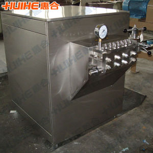 1000L/H Milk / Juice Homogenizer for Sale pictures & photos