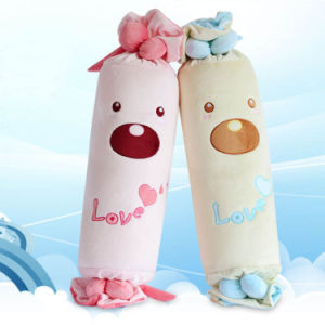 Supper Soft Lovely Candy Stuffed Pillow Toys