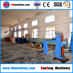 High Efficiency Copper Wire Tubular Stranding Machine pictures & photos