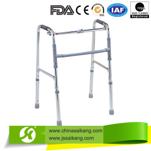 Aluminium Foldable Stair Climbing Walker with Competitive Price pictures & photos