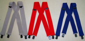 Traditional Men′s Suspenders (Braces)
