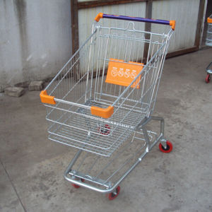 Good Quality Zinc or Chrome Plated German Shopping Carts by Yuanda Manufacturer pictures & photos