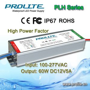 LED Power Supply Plh-60W pictures & photos