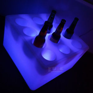12 Bottles Remote Control Ice Buckets Colorchanging Ice Buckets pictures & photos