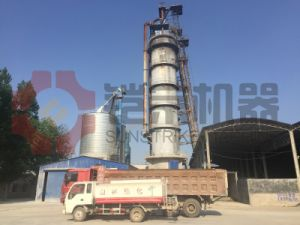 Vertical Shaft Lime Kiln with Competitive Price