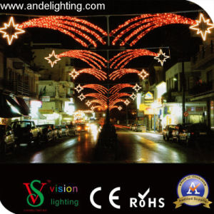 Outdoor Street Christmas Decoration LED Holiday Skylines Decoration Lights pictures & photos