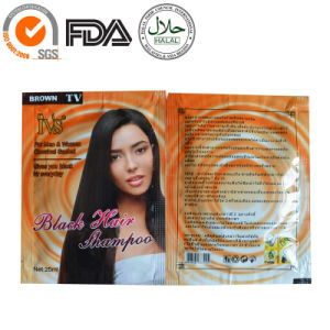 Ivs Black Hair Shampoo 25ml pictures & photos