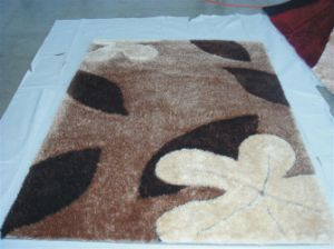 South Korea Silk Carpet Flooring Mat 1200d