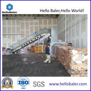 Automatic Paper Baling Machine From Hellobaler Hfa10-15 pictures & photos