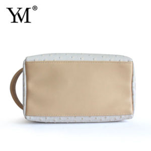 New Products Wholesale Promotional Fashion PVC Leather Makeup Bag Custom pictures & photos