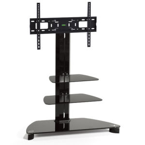 Metal and Glass TV Stands for Plasma TV,LED,LCD Screen (T1007)
