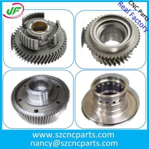 Polish, Heat Treatment, Nickel, Zinc, Tin, Silver, Chrome Plating Plastic Machinery Parts pictures & photos