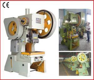 C Type Eccentric Press J23-15t, Mechanical Eccentric Presses 15t, Eccentric Punch Press 15 Ton, C-Frame Eccentric Press 15 Tons pictures & photos