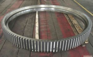 Cement Mixer Steel Spur Ring Gears pictures & photos