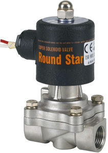 Rsps-J Series Steam Stainless Solenoid Valve pictures & photos