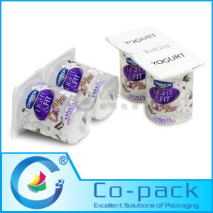 Jelly/ Juice/ Jam/ Paste/ Diary/ Yoghurt/ Yogurt Aluminum Foil Plastic Cover Lid Film