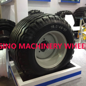 16X17 High Quality Steel Wheel pictures & photos