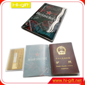 Custom Print Cheap PVC Passport Holder (M009)