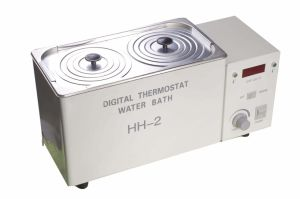 Digital Thermostat Water Bath for Laboratory Hh-2 pictures & photos