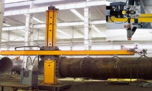 Pipe Welding Manipulator for Tank Welding pictures & photos