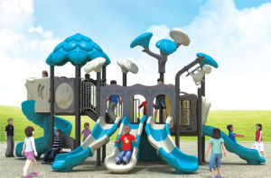New Design Amusement Park Outdoor Playground Equipment Outdoor Slide for Kids pictures & photos