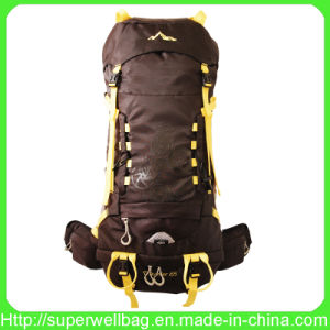 Professional Camping Backpack with Competitive Price & Good Quality (SW-0748) pictures & photos