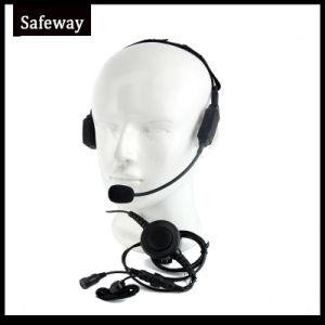 Military Bone Conduction Headset for Motorola Xir P8628 pictures & photos