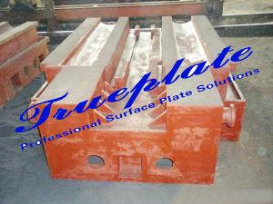 Cast Iron Machine Tool Vertical Column