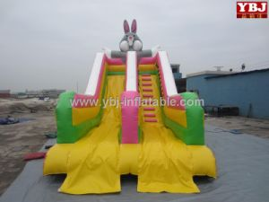 Inflatable Slide Made of 0.55mm PVC Tarpaulin From China Factory
