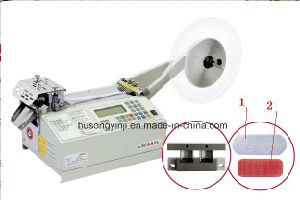 Strip Tape Heated Cutting Machine pictures & photos