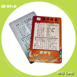 ISO Printing Card for RFID Security System (GYRFID) pictures & photos
