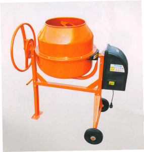 Wheel Barrow Type Concrete Mixer pictures & photos