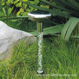 Solar Powered Color Changing Garden Lawn Light (RS107A) pictures & photos